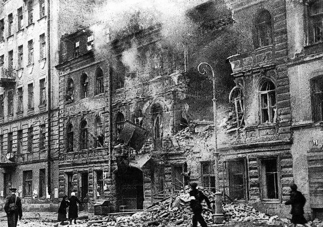 列寧格勒封鎖