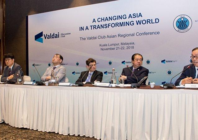 菲律賓有意與俄在基礎設施和航天技術領域合作