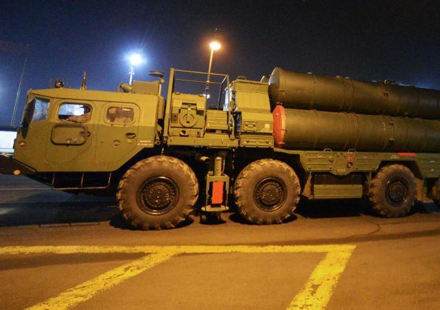德媒:先進技術和政治色彩使俄S-400系統成為全球武器市場「爆款」