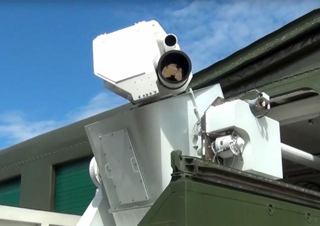 Peresvet激光武器系統
