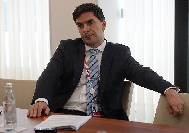 俄農業集團公司總經理馬克西姆∙巴索夫