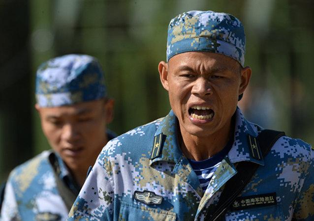 中國印太地區軍事實力2035將與美國旗鼓相當