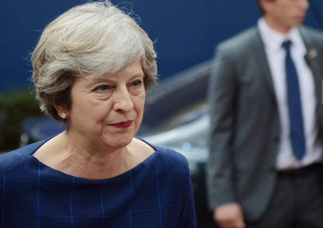 英國首相特蕾莎·梅