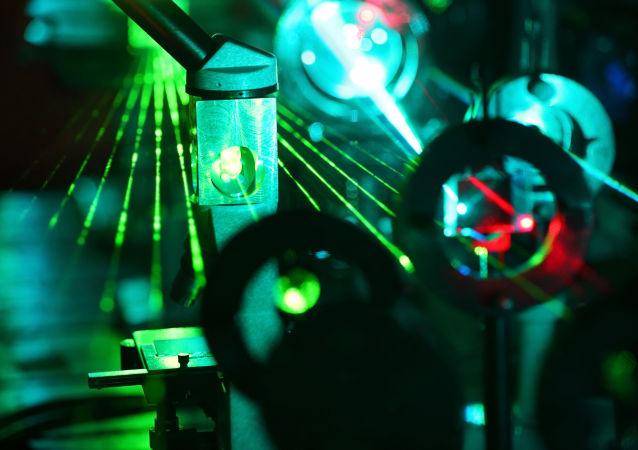 阿聯酋研發出可在數秒內檢測出新冠病毒的激光