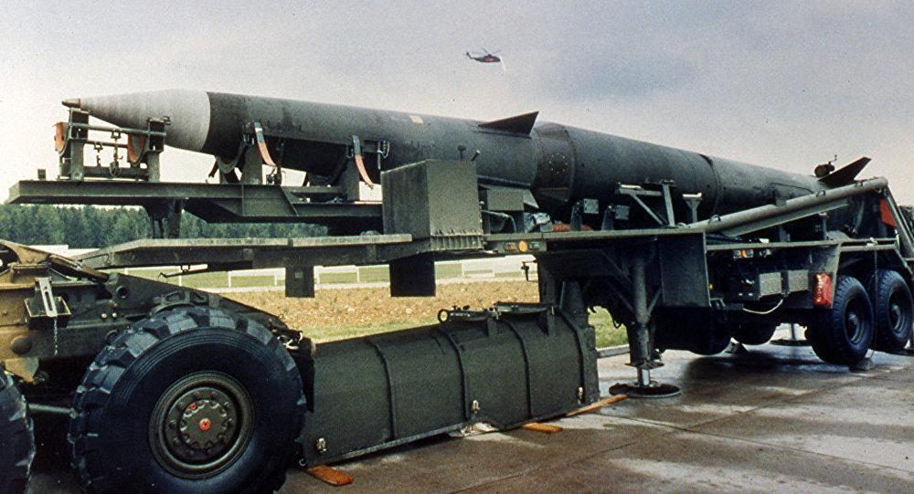 美國中短程導彈