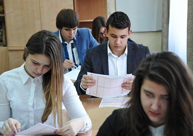 符拉迪沃斯托克中學生2019年可以參加俄漢語全國統考