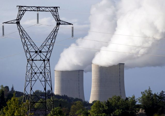 法總統稱巴黎計劃在2035年前關停14座核反應堆