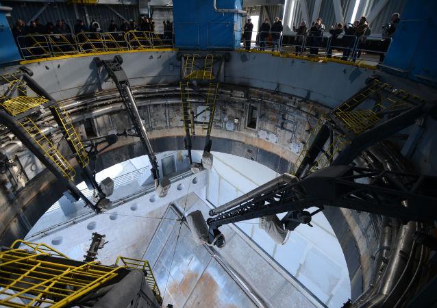 俄羅斯東方航天發射場發射台發現有嚴重缺陷