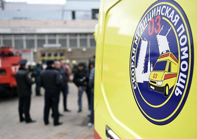 聖彼得堡救護車