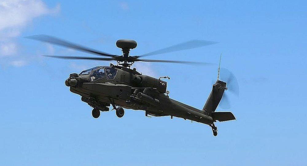 AH-64E攻擊型直升機