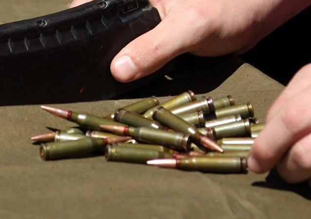 卡拉什尼科夫衝鋒槍子彈