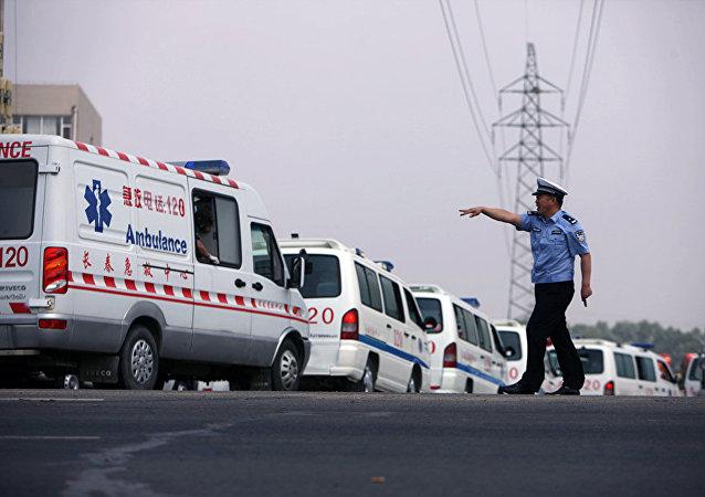 華媒:浙江海寧污水罐體坍塌已致9人死亡