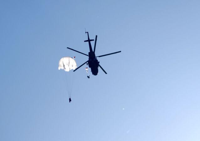 國際 「空降排」 軍事比賽將有20多個國家參加