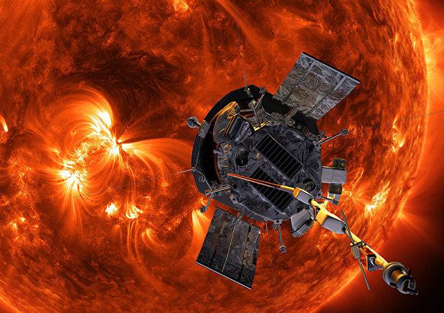 俄科學家正在研制先進的宇宙飛船抗輻射塗料