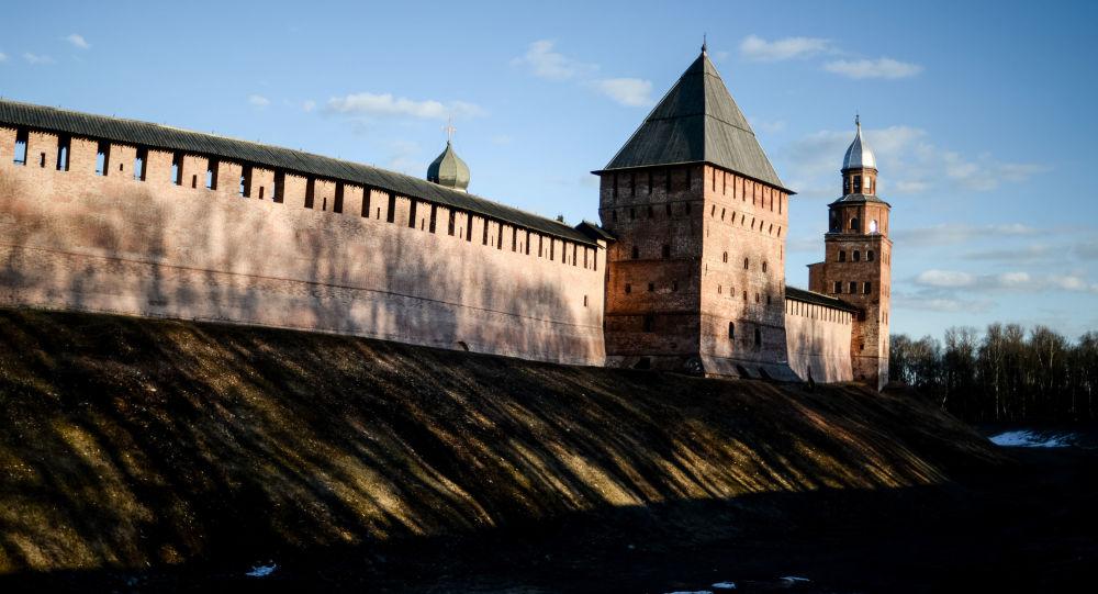 大諾夫哥羅德克里姆林宮
