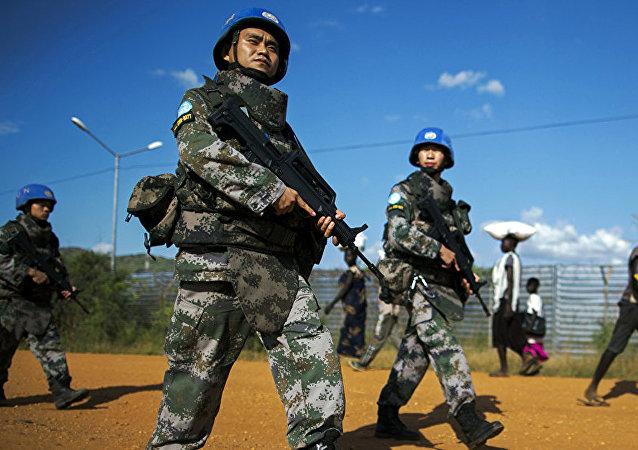 中國迫使西方國家重審維和態度