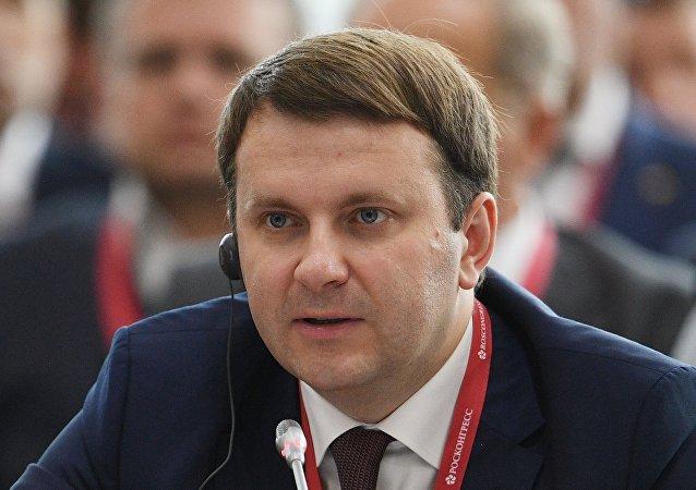 俄經濟發展部長:中美貿易談判的不可預知性為世界經濟定向
