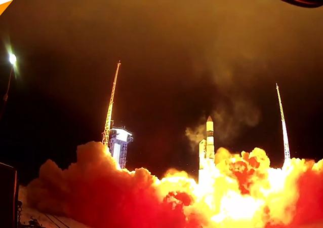俄Rokot運載火箭成功發射