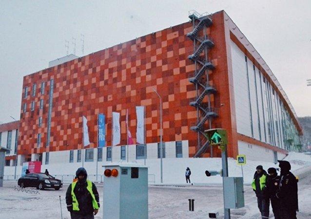克拉斯諾亞爾斯克的「彩虹」建築群