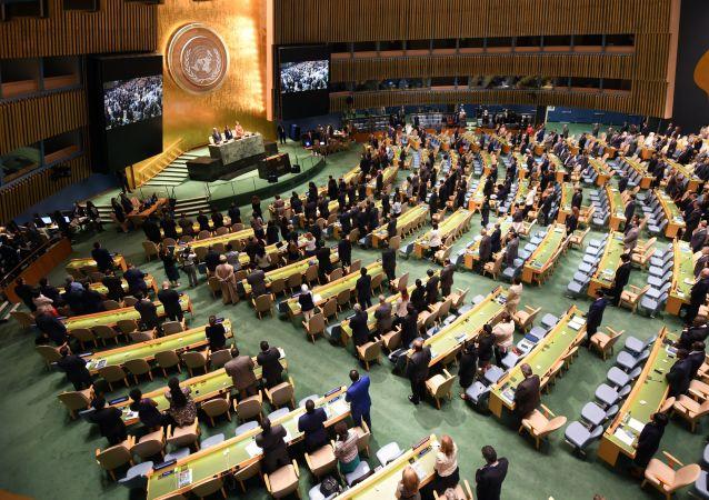 俄外長:俄方向聯大提交有關發展軍控體系的決議草案
