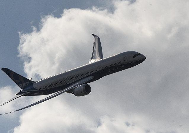 787夢幻飛機