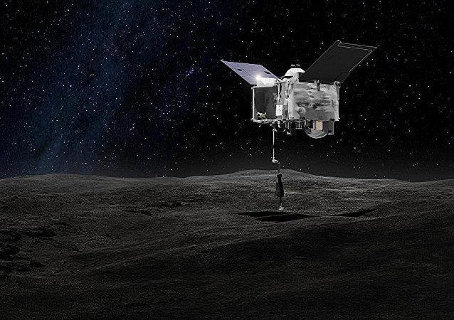 美OSIRIS-REx探測器