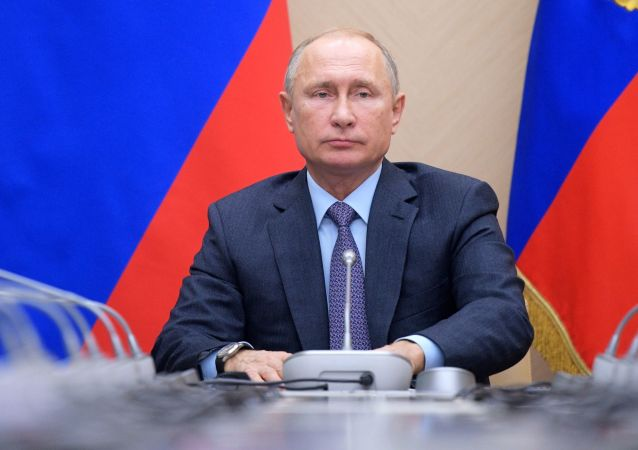 克宮:普京與俄聯邦安全會議常委討論俄烏關係