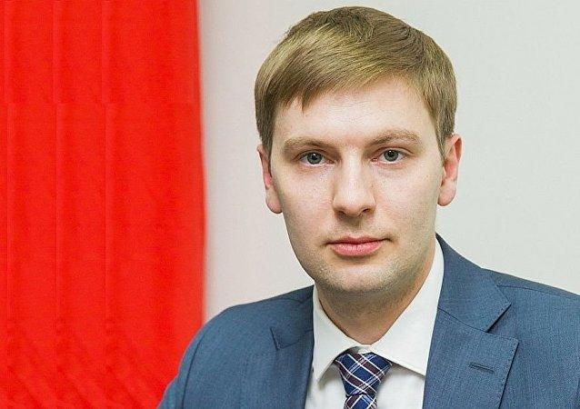 俄聯邦工商會駐東亞地區代表處(北京)首席代表帕維爾∙庫德里亞夫採夫