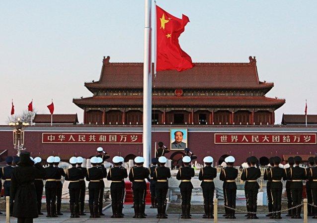 中國將舉行慶祝中華人民共和國成立70週年大會和盛大閱兵式