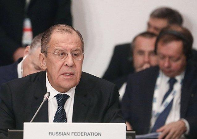 俄外長:地中海南部仍是國際緊張局勢的主要溫床