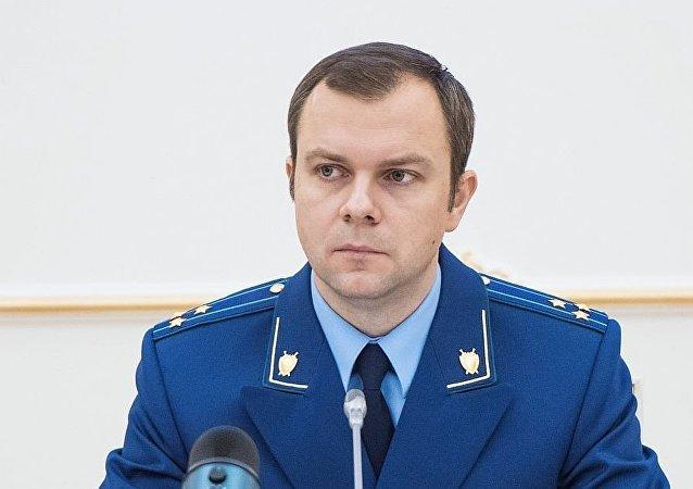 俄總檢察院媒體關係辦公室主任亞歷山大•庫連諾伊