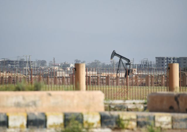 阿薩德:掠奪敘利亞油田是美國政策的突出例子