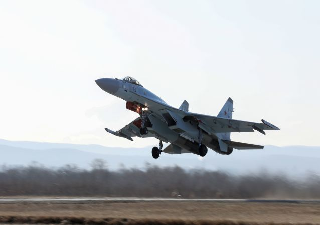 「4++」代蘇-35S戰機