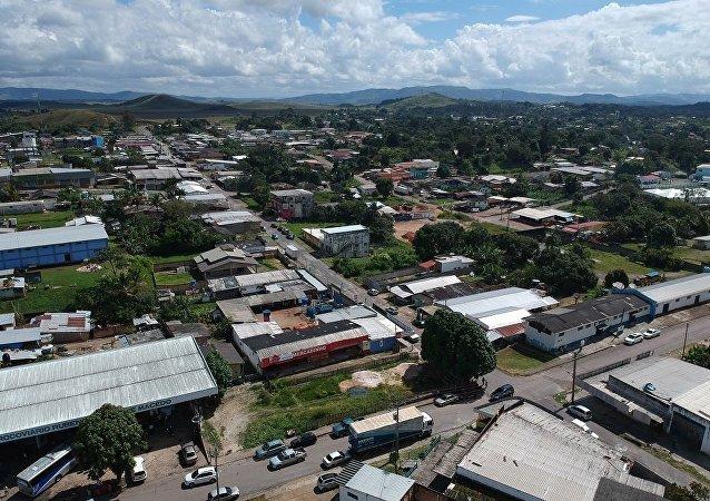 巴西羅賴馬州