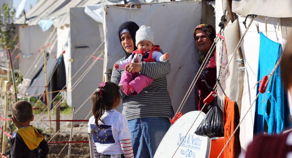 敘利亞難民營(資料圖片)