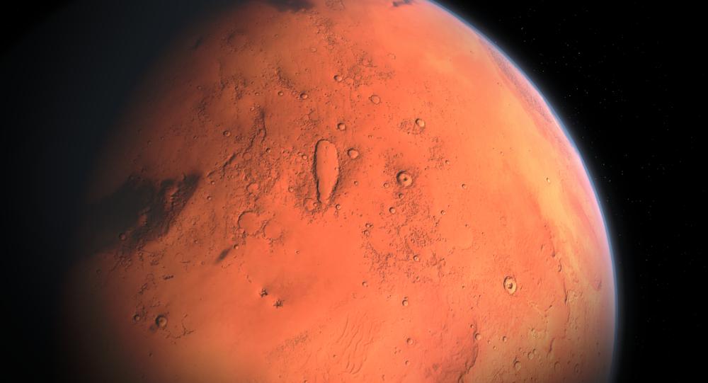 美國家航空航天局InSight探測器向地球傳回火星風聲錄音