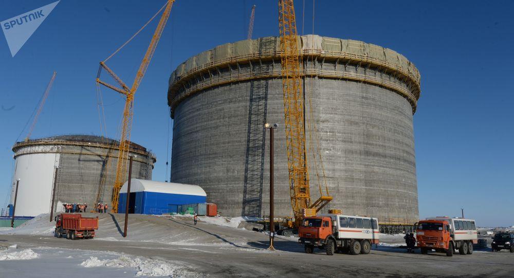 俄能源部:泰國公司正考慮參與北極液化天然氣-2號項目可能