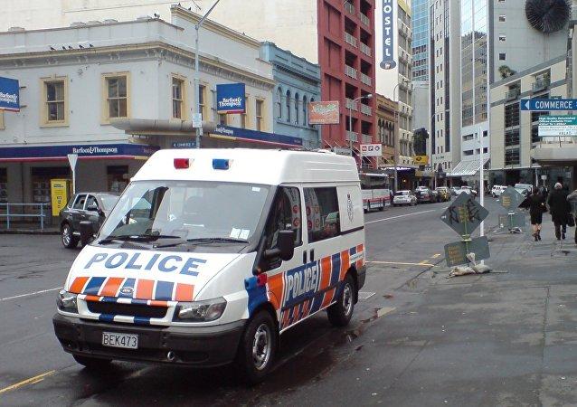 新西蘭警察
