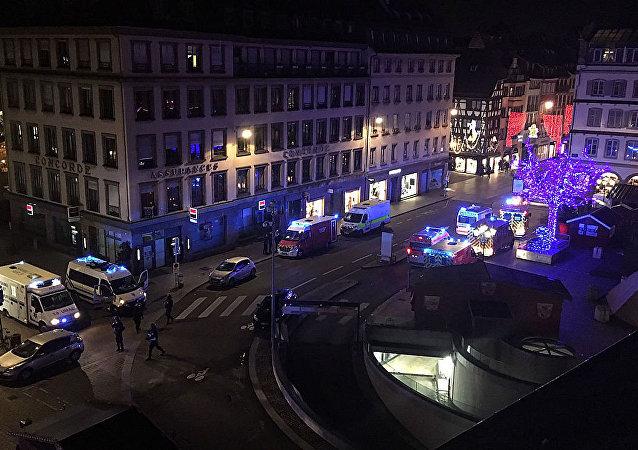 媒體:法斯特拉斯堡槍擊事件又一傷者離世