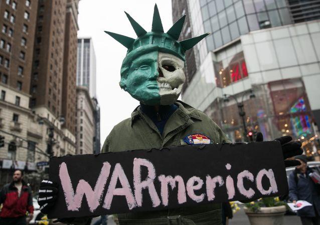 中國外交部:美國對中東地區發動的戰爭造成不計其數的穆斯林傷亡