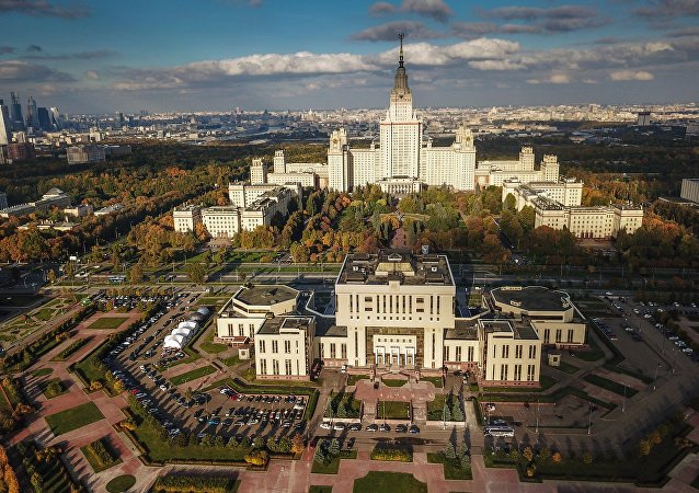莫斯科大學(圖書館)