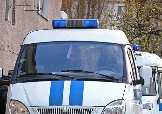 消息人士:俄北高加索城市兩名警察被人用手榴彈炸傷