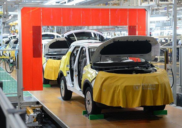 中國車企明年將推出超過10款新車