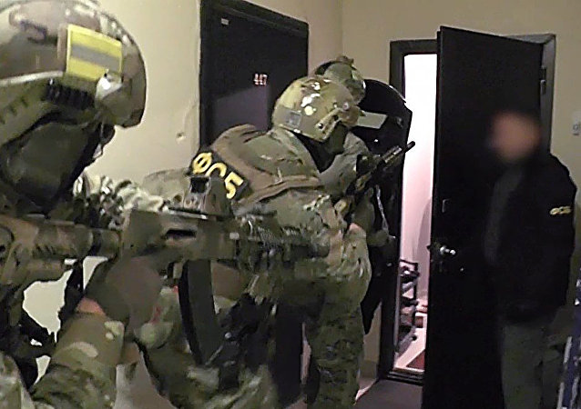 俄聯邦安全局拘捕7名以慈善藉口為恐怖分子募款人員