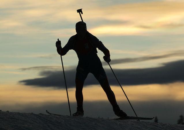 俄羅斯冬季兩項運動隊人員