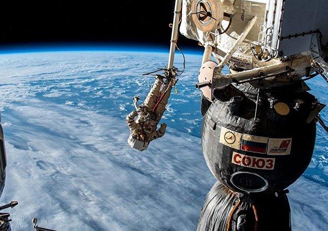 消息人士:「聯盟MS-09」熱防護層上的開口不會對其重返地球造成影響