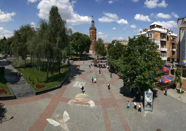 烏克蘭文尼察