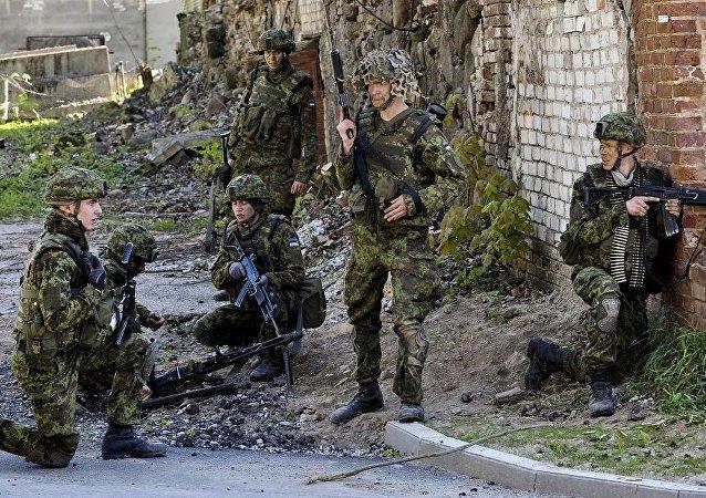 愛沙尼亞軍隊