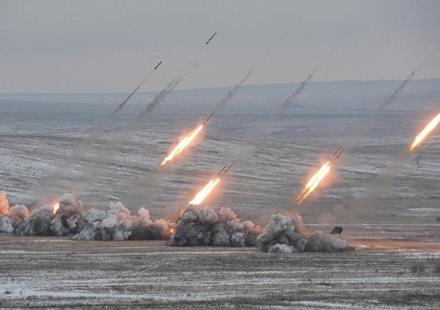 俄軍將裝備改進型自行噴火系統