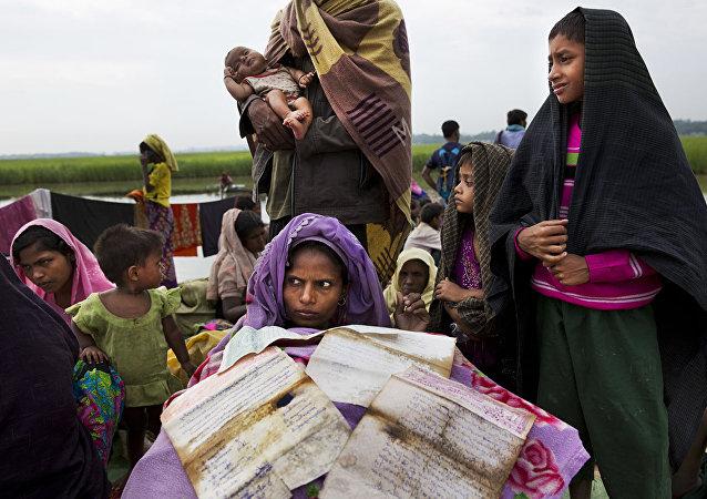 中國和孟加拉國將幫助羅興亞人返回緬甸